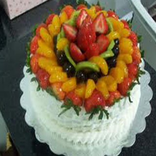 Fresh Fruit cakes