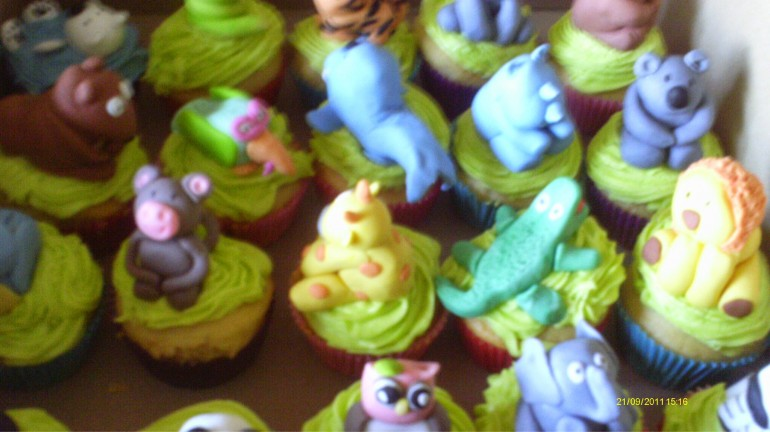 Speciality cupcakes
